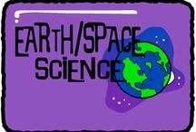 Earth and Space - Elementary Earth and Space Science / Fun and Engaging lessons and activities from our interactive K-2 science curriculum. / by Science4Us