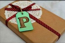 my: gifts, wrapping ideas, decoration, holidays
