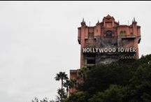Disney's Tower of Terror / Photos and artwork depicting Disney's thrill ride, the Tower of Terror!