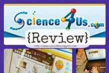 Science4Us Reviews / Reviews of our kindergarten through second grade science curriculum. / by Science4Us