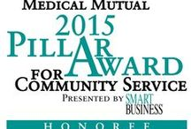 Hillman Community Service / Giving back to the communities around us.