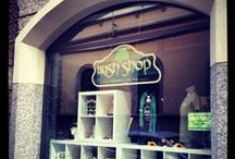 Irish Shop - l'Irlanda a casa tua / Ecco a voi il nostro bellissimo Negozio in via Cesare Correnti 2 - Busto Arsizio
