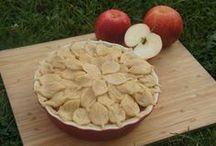 Pommes // Apple // Maça / Les pommes sont le fruits le plus consommés en France voici des propositions de recettes autour de la pomme pour les cuisiner avec un plaisir renouvellé