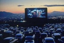Drive-In Movies / Bringing back the classic