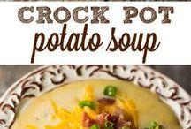 Slow Cooker/Crock Pot Recipes / Crock Pot - Slow Cooker Recipes