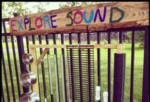 The Science of Sound / Ideas for the science study of sound to help elementary science teachers. / by Science4Us