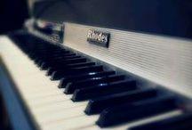 Music............ / by Luís Gaudêncio