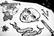 Tattoo Illustrations