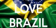 *BRAZIL* / Mon cœur y est❤️