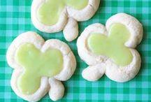 St. Patricks Day - Think Green / St. Patrick's Day Recipes! Green