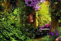 gardens, parks