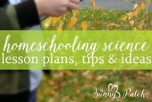 Homeschool Science / Homeschool resources for teaching science. / by Science4Us