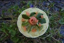 Saumon Fumé / Smoked Salmon /  Salmao Fumado / Plus de 20 façons de préparer le saumon fumé More than 20 ways to prepare smoked salmon Mais de 20 maneiras de preparar salmao fumado