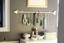 Stylish Storage Solutions / Storage for the savvy decorator and home hacker.