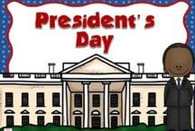 President's Day Classroom Resources / by Science4Us