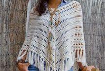 Haken + Crochet ♥ Boho, Ibiza, Gypsy