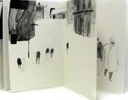 Sketch Books / Inspiring Sketch Books