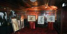 Wystawa Wiedeń 2016 / Vienna exhibition 2016 / Nowoczesne obrazy do salonu. Unique paintings. Unikatowe zdobienia obrazów do sypialni i jadalni.