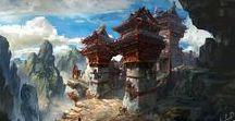 Oriental Environment