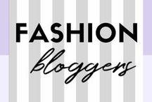 FASHION BLOGGERS | Inspiration & Favorites /  Inspiration & Favorites