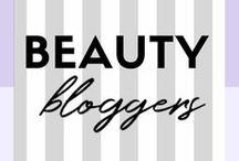BEAUTY BLOGGERS | Inspiration & Favorites
