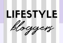 LIFESTYLE BLOGGERS | Inspiration & Favorites