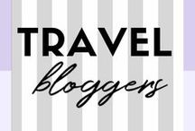 TRAVEL BLOGGERS | Inspiration & Favorites / Travel blogger posts, recommendations, & travel guides