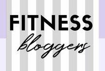 FITNESS BLOGGERS | Inspiration & Favorites