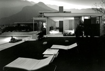 Mid-Century Homes / Wonderful Mid-Century architecture epitomised particularly in Palm Springs. Plus newer versions. / by Andrew Trute