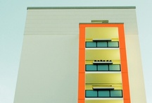 Architectural / Looking for architectural repetition and patterns. / by Andrew Trute