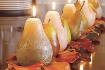 Fall Decorating / by Pamela Mead