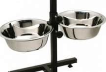 Dog Bowls, Bottles & Accessories / We provide a wide variety of food bowls, water bowls, and other food bowl accessories