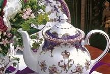 Time For Tea / by Pamela Mead