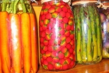 Harvest Bounty / Pickles and Preserves