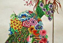 Popsurrealism pop surrealism, drawings ,Sandra Mendelsohn, / ART FROM SANDRA MENDELSOHN popsurrealism,pop surrealism, color pencils   color pencils, acrylics, art, illustrations, whimsical art, imaginairy, surrealism, drawing. pop surrealism