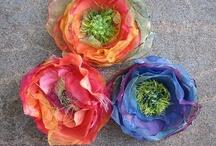 DIY Flowers / by Pamela Mead
