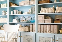 Home Decor...Craft Rooms/Office Spaces