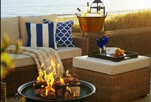 Inspiring Exteriors / Patios, gardens, and home exteriors that inspire us!