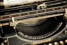 -- typewriters --