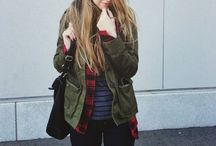Style - Casual / Sporty, casual outfits for the weekend / by Kimberly F