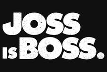 (Joss is Boss) Whedon / Always be yourself, unless you suck.