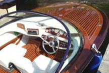 Our Wood, Your Boat. / Check out a variety of boats/yachts with the use of wood veneer integrated into the design.