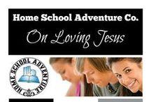 On Loving Jesus — Stacy Farrell's Blog