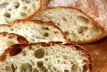 Sourdough Recipes / Recipes of all kinds of foods made from sourdough starter.  Sourdough starter helps break down the gluten making it easier for people with a gluten tolerance problem to digest food made with the starter.   #sourdough #starter #fermentation #dough #bread #sponge #knead