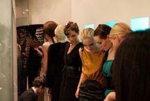 Défilé Coiffure CARITA 2011 / Novembre 2011 : CARITA créé l'évènement avec son défilé coiffure au 11 Faubourg St Honoré Paris