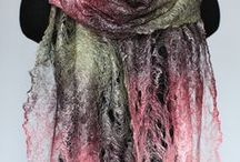 Felt - Garments / Scarves, apparel