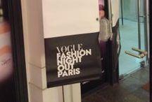 Vogue Fashion Night Out 2013 / Retrouvez les coulisses et les avant-après de la soirée CARITA lors de la Vogue Fashion Night Out.