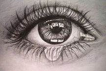 My drawings / Mine tegninger