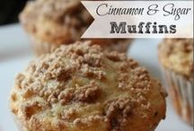 Muffins for All Occasions! / Recipes for muffins for all occasions, every day, every meal, or as a snack or special treat between meals.  #blueberry #muffin #banana #apple #oatmeal #streusel #pumpkin #chocolate #chocolatechip #vegan #glutenfree #eggs