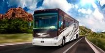 Allegro Bus - Tiffin Motorhomes / With 7' ceilings and floor plans up to 45', the Allegro Bus has room for everybody and everything, with room to spare. Consistently a bestseller, its favored by owners who live full-time on the road.